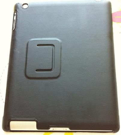 Test Mobilis 008 Accessoire : Test de la coque Mobilis iPad Case 2 (25€)