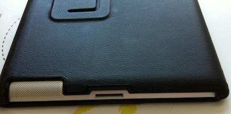 Test Mobilis 009 Accessoire : Test de la coque Mobilis iPad Case 2 (25€)