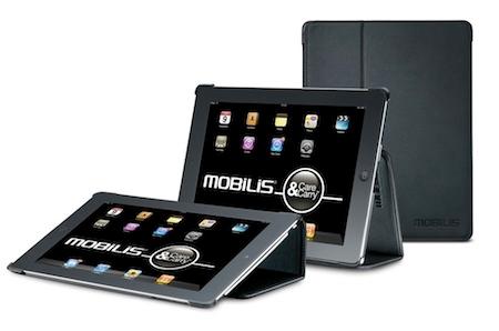 Test Mobilis 013 Accessoire : Test de la coque Mobilis iPad Case 2 (25€)