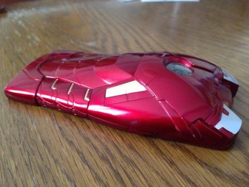 coque Iron Man iPhone 5 500x375 Accessoire : Test de la coque MARVEL Iron Man Mark VII (49,00$) pour iPhone 5