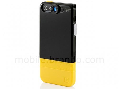 coque wide lens iPhone 5 500x375 Accessoire : Test de la coque 110 degree wide angle lens