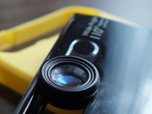 coque wide lens iPhone 5 2 500x375 Accessoire : Test de la coque 110 degree wide angle lens