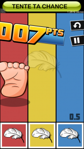 hardest screen2 169x300 Application gratuite du jour : Hardest 2, le jeu le plus dur du monde