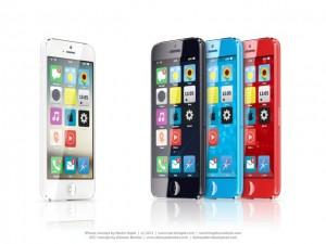iPhone mini 2 300x225 iPhone Mini : concept en photos