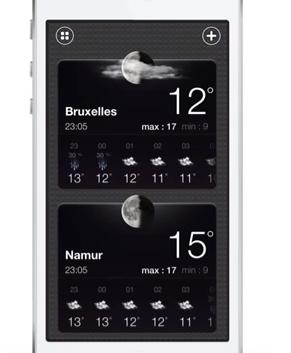 ios7 concept video Concept dun iOS 7 plat en vidéo