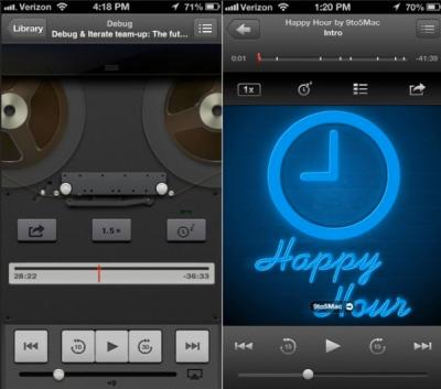 rumeur iOS7 skeumorphisme Les rumeurs de la semaine: iOS 7, iPad mini 2, Plans...