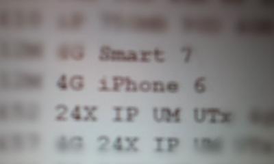 rumeur iphone 6 pas 5S Les rumeurs de la semaine: iPhone 5S ou 6, iWork, bouton Home...