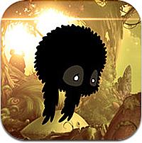 BadLand App Test de BadLand (3,59€) : Au cœur d'une forêt féerique, où seuls les plus forts survivent