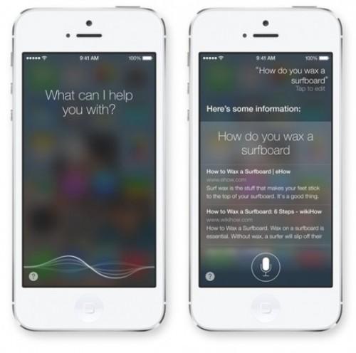 Bing Siri 1 500x496 iOS 7 : Bing installé par défaut dans Siri