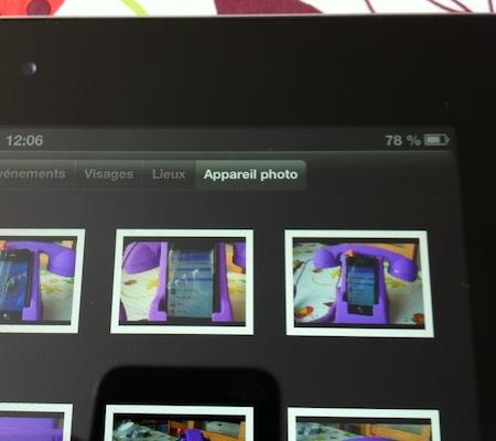 Ccrs CapdaseConnector 005 Accessoire : Capdase Dock Connector 3 slots (29,49€) pour iPad