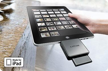 Ccrs CapdaseConnector 008 Accessoire : Capdase Dock Connector 3 slots (29,49€) pour iPad