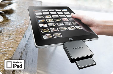 Ccrs CapdaseConnector 008 Concours : 1 Capdase Dock Connector 3 slots (29,49€) pour iPad à gagner