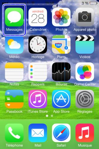 Controle facial ios 7 2 333x500 Aperçu iOS 7 par App4Phone : contrôle diPhone ou iPad avec la tête