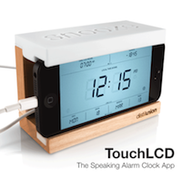 Crs Snooze 000 Concours : 1 dock Snooze (compatible iPhone 4) pour Touch LCD