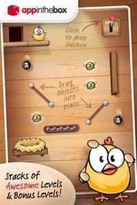 DropTheChicken Les bons plans de lApp Store ce mardi 23 juillet 2013