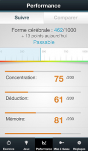 Fit Brains Trainer 1 175x300 L'application gratuite du jour : Fit Brains Trainer