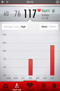 IMG 1990 L'application gratuite du Jour : Cardio Buddy Free