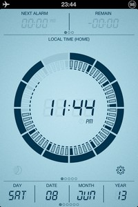 IMG 2223 Test de Touch LCD   Speaking Alarm Clock : Une alarme horloge payante... (1,79€)