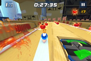 IMG 2421 L'application gratuite du Jour : Turbo Racing League