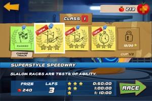 IMG 2427 L'application gratuite du Jour : Turbo Racing League