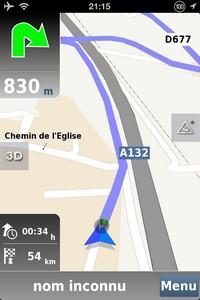 IMG 2450 L'application gratuite du Jour : MappyGPS Free