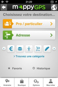 IMG 2455 L'application gratuite du Jour : MappyGPS Free