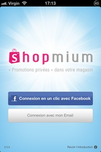 IMG 2553 L'application gratuite du Jour : Shopmium