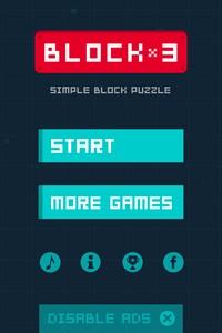 IMG 2565 L'application gratuite du Jour : Block Block Block
