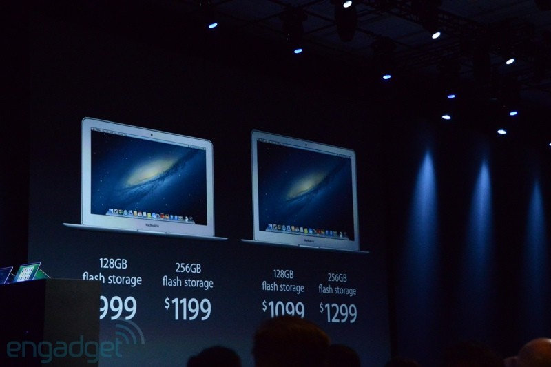 Keynote Mac 2 WWDC 13 : Tout savoir sur les nouveaux MacBook Air et Mac Pro