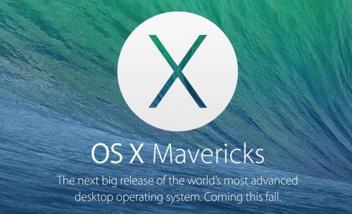 OS X Mavericks 500x305 La beta 2 dOS X Mavericks est également disponible