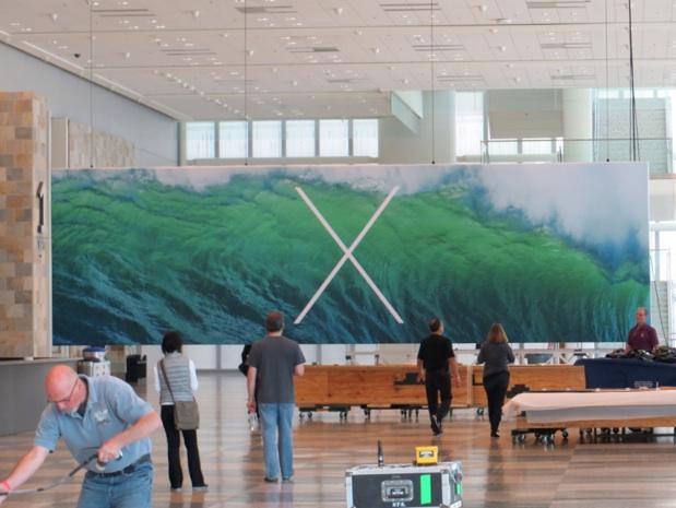 OS X WWDC 2013 WWDC 2013 : le nouveau logo dOS X présenté