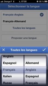 Phrasebooks 1 169x300 Test de PhraseBooks (4,49€): devenez multilingue