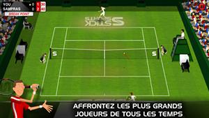 Stick Tennis 2 L'application gratuite du jour : Stick Tennis