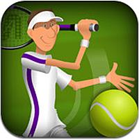 Stick Tennis App L'application gratuite du jour : Stick Tennis