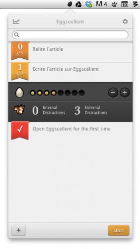 Test Eggscellent 10 282x500 App4Mac: Eggscellent, un excellent gestionnaire de temps? (8,99€)