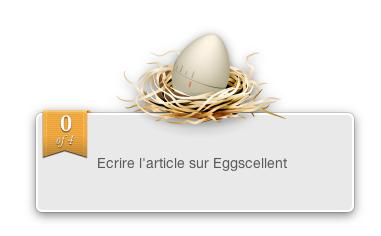 Test Eggscellent 3 App4Mac: Eggscellent, un excellent gestionnaire de temps? (8,99€)