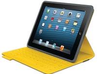 Test FabricSkin 001 Test du FabricSkin Keyboard (149€) de Logitech, coque avec clavier intégré pour iPad 2 à 4