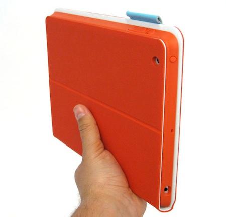 Test FabricSkin 014 Test du FabricSkin Keyboard (149€) de Logitech, coque avec clavier intégré pour iPad 2 à 4