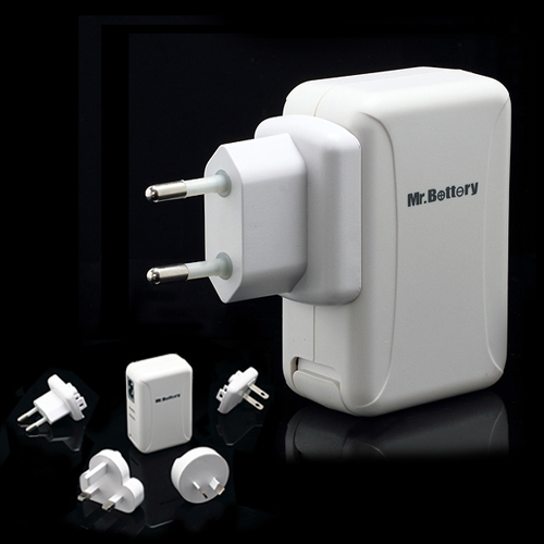 adapteur universel batterie App4Shop Accessoire : la sélection des nouveaux accessoires de notre boutique (iPhone, iPod, iPad)