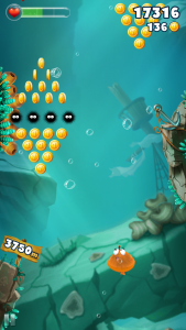 bellyfish 21 169x300 Test de Bellyfish (0,89€): Un jeu de scoring très addictif