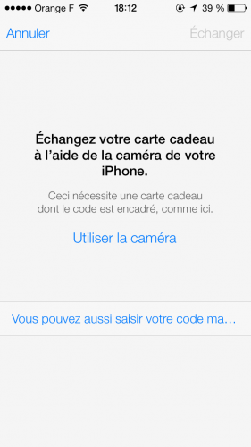 iOS 7 App Store 2 281x500 Aperçu iOS 7 par App4Phone : lApp Store