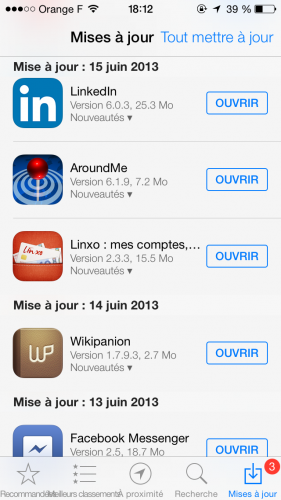 iOS 7 App Store 3 281x500 Aperçu iOS 7 par App4Phone : lApp Store