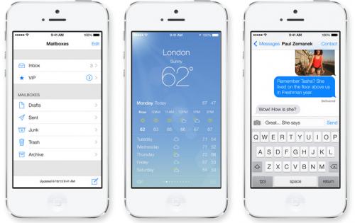 iOS 7 entreprises 1 500x315 iOS 7 et les entreprises