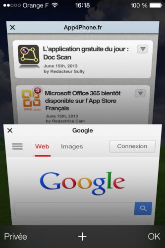 iOS 7 safari 4 333x500 Aperçu diOS 7 par App4Phone : Safari