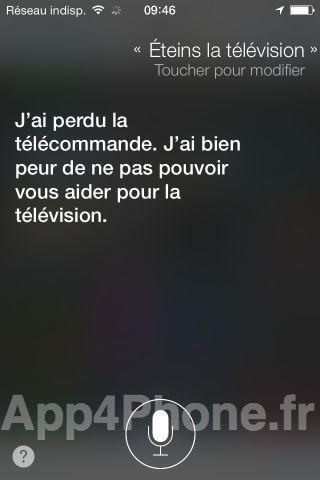 iOS7 siri 2 EXCLU : iOS7 confirmerait une télévision Apple avec Siri en télécommande ?
