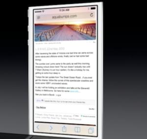 keynote apple 23 WWDC 2013 : Tout savoir sur le grand saut diOS 7 !