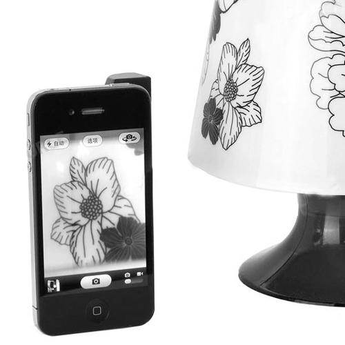 lentille magnetique App4shop Accessoire : la sélection des nouveaux accessoires de notre boutique (iPhone, iPod, iPad)