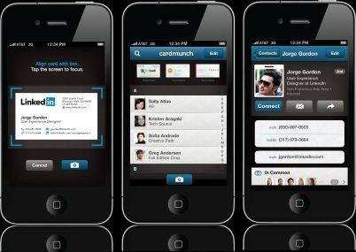 linkedin illustration Apple souhaiterait intégrer LinkedIn nativement au sein diOS 7