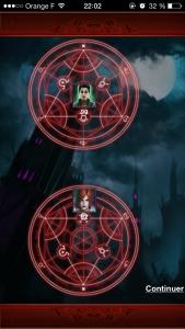 lords of blood2 169x300 Lapplication gratuite du jour: Lords of blood   Un RPG de qualité