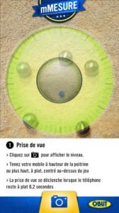 mMesure1 168x300 Lapplication gratuite du jour: mMesure   le mètre dans la poche